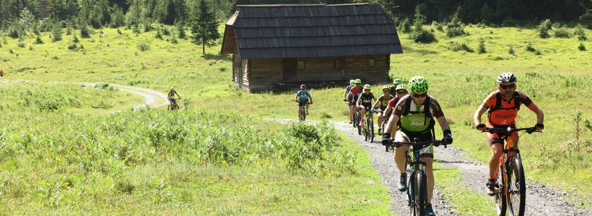 Kolesarski izleti / Bike trips