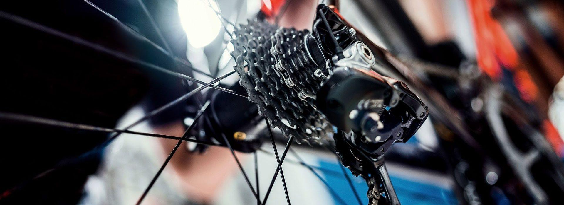CINCO - Servis koles / Bicycle service